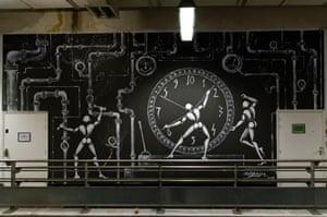 Gare du Nord Quai 36 project, 5032