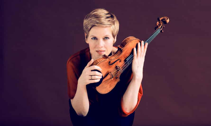 Pursuit of an authentic Mendelssohnian style … Isabelle Faust.
