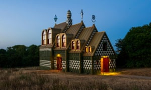 A House for Essex, Wrabness, by Grayson Perry
