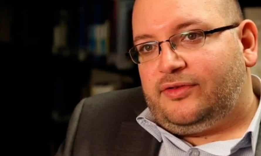 The Washington Post's Jason Rezaian has been held in Iran for more than over 300 days.