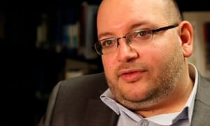 Washington Post reporter Jason Rezaian
