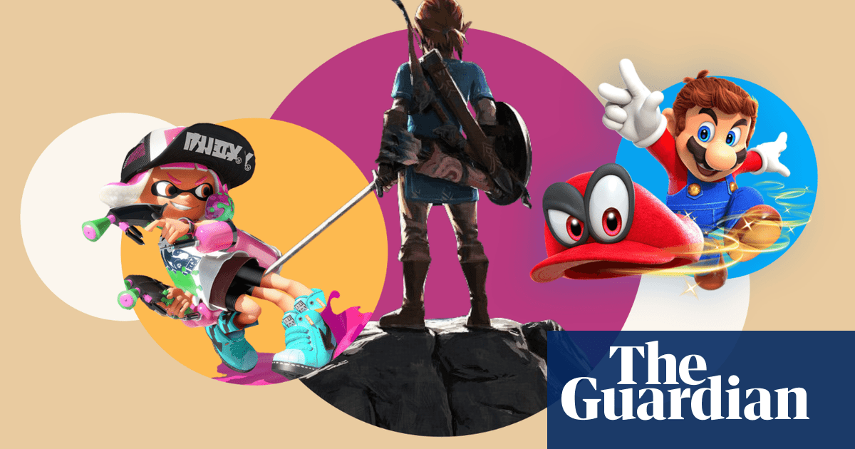 The 11 best Nintendo Switch games of all time