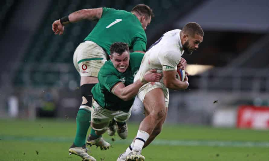 Ollie Lawrence is hungry for more Test rugby after featuring for England during the Autumn Nations Cup