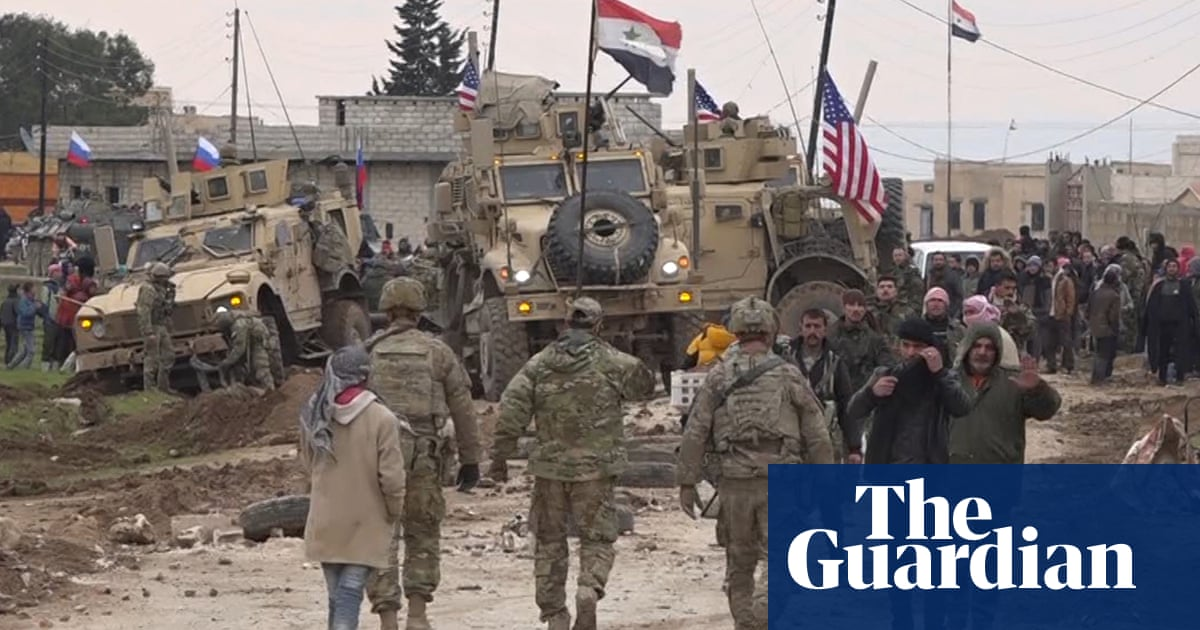 Deadly clash in Syria a vivid reminder of US troops' ill-defined mission