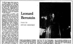 The Guardian, 12 April 1966.