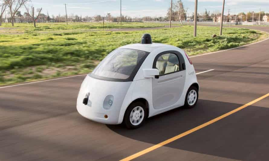 Self-driving cars will be available to the general public in California soon but each must have a human operator, ruling out Google's completely driverless cars.