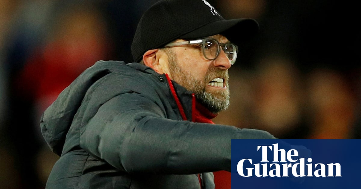 'I'm not special,' Jürgen Klopp says, but 'some I work with at Liverpool are'