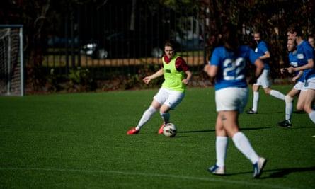 GirlPower football team, Moscow