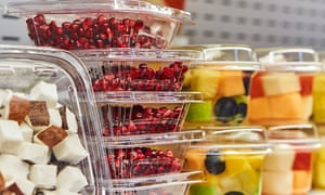 Plastic packaging can potentially introduce chemicals into your food