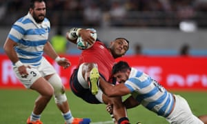 An injury to Billy Vunipola was the only shadow over a comprehensive win over Argentina.