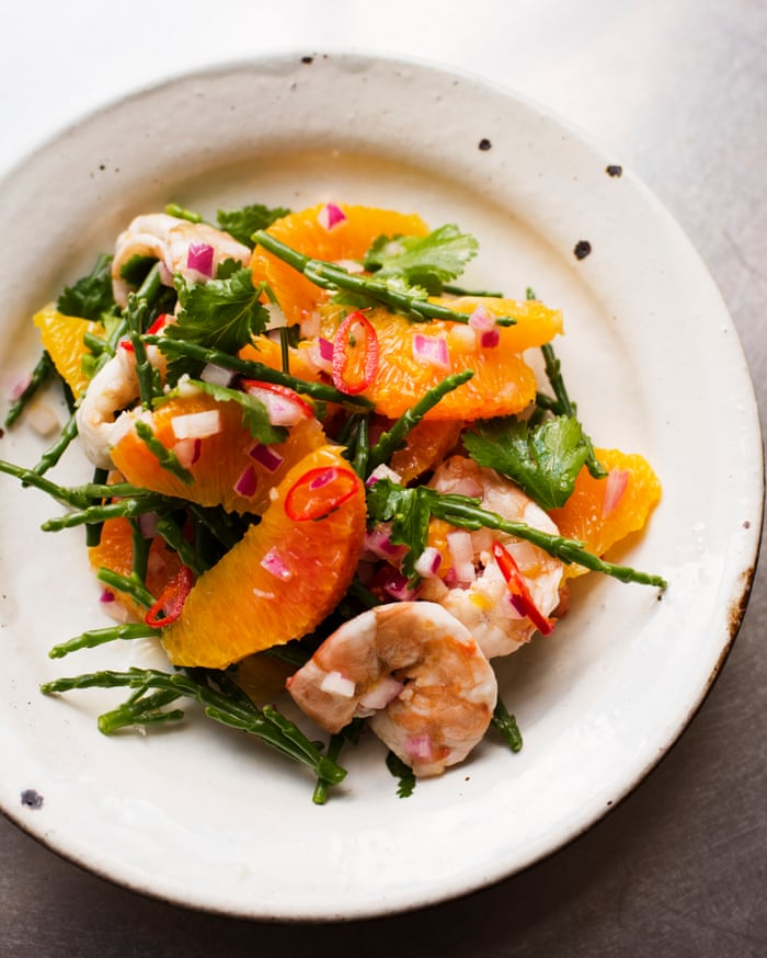 Nigel Slater's hake and prawn recipes for spring | Food