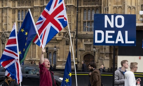 Anger in Whitehall as Brexit strife delays key policies and legislation