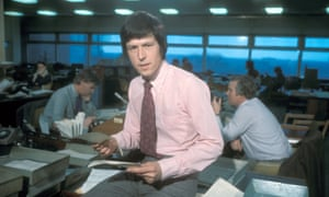 John Craven presented Newsround between 1972 and 1989.
