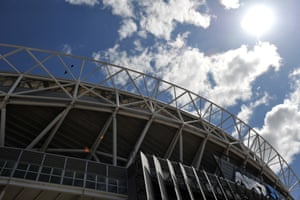 The ANZ Stadium at Sydney Olympic Park is set to be substantially demolished and replaced with a 75,000-seat stadium with a roof.