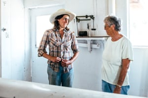 Essay about female ranchers in Arizona