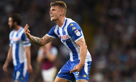 Wigan's Max Power: 'One game from the quarter-finals, you start to dream'