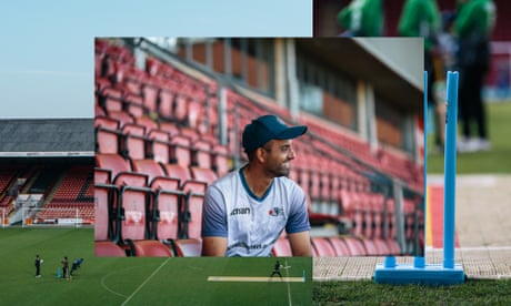 Tape-ball cricket: one man's journey from Lahore to Leyton … and then Lord's