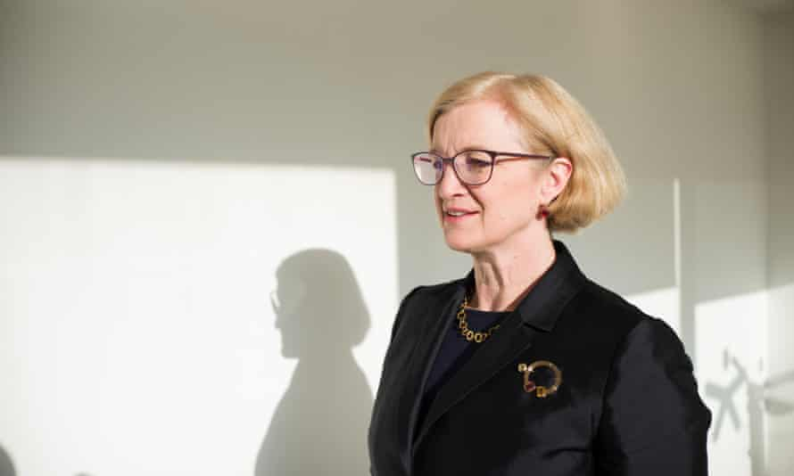 Head of Ofsted Amanda Spielman.