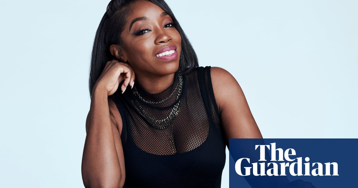'The song I secretly like? Agadoo by Black Lace': Estelle's honest playlist