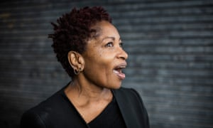 'I became a critic because I have a big mouth and opinions' … Bonnie Greer.