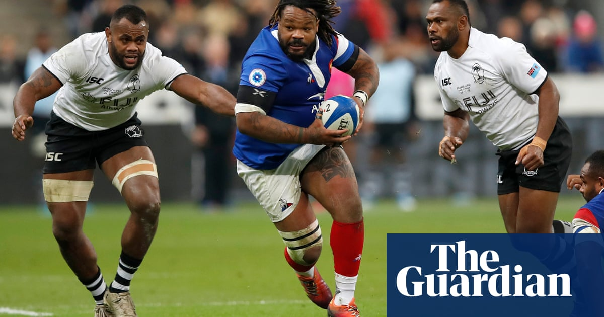'Big Basta à Big Apple': Mathieu Bastareaud comes to New York