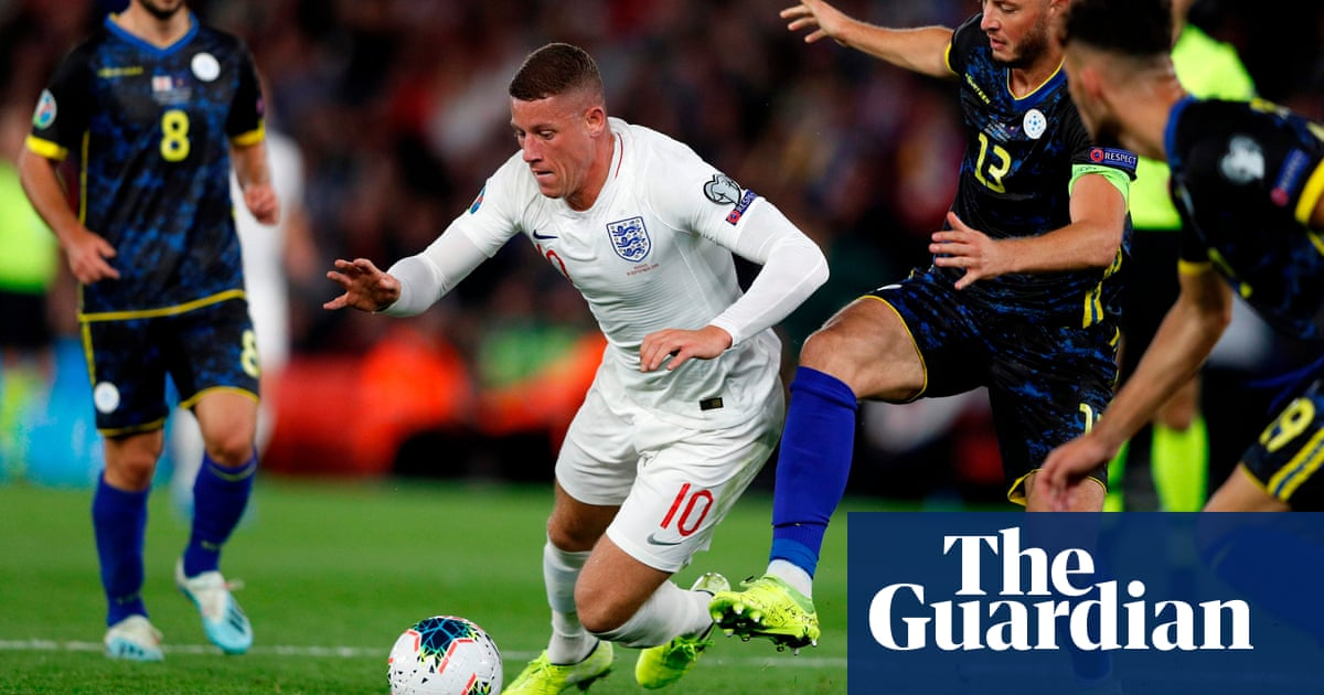 Ross Barkley flatters to deceive again and slips in England pecking order | Jacob Steinberg