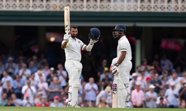 Australia v India: SCG fourth Test, day one – as it happened | Sport