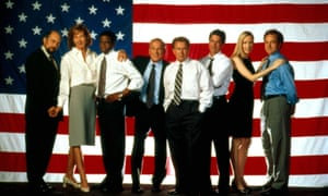 West Wingers ... The original show was an antidote to the Bush years, and the podcast will be a tonic for the mad circus of politics today.