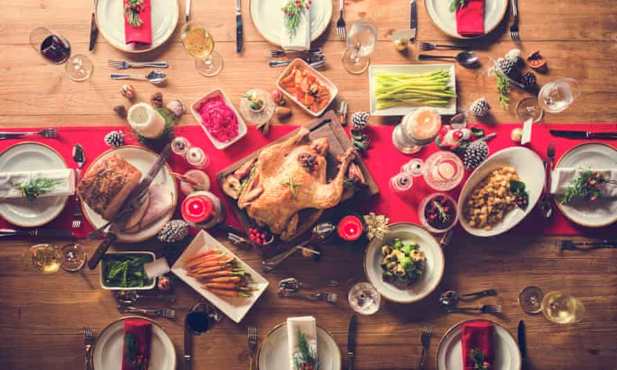 Festive just means any season in which feasting is a good idea.
