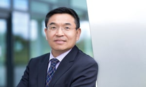 Professor Max Lu, president and vice-chancellor of the University of Surrey, who was recently appointed as the new chair of the UK's Forum for Responsible Research Metrics.