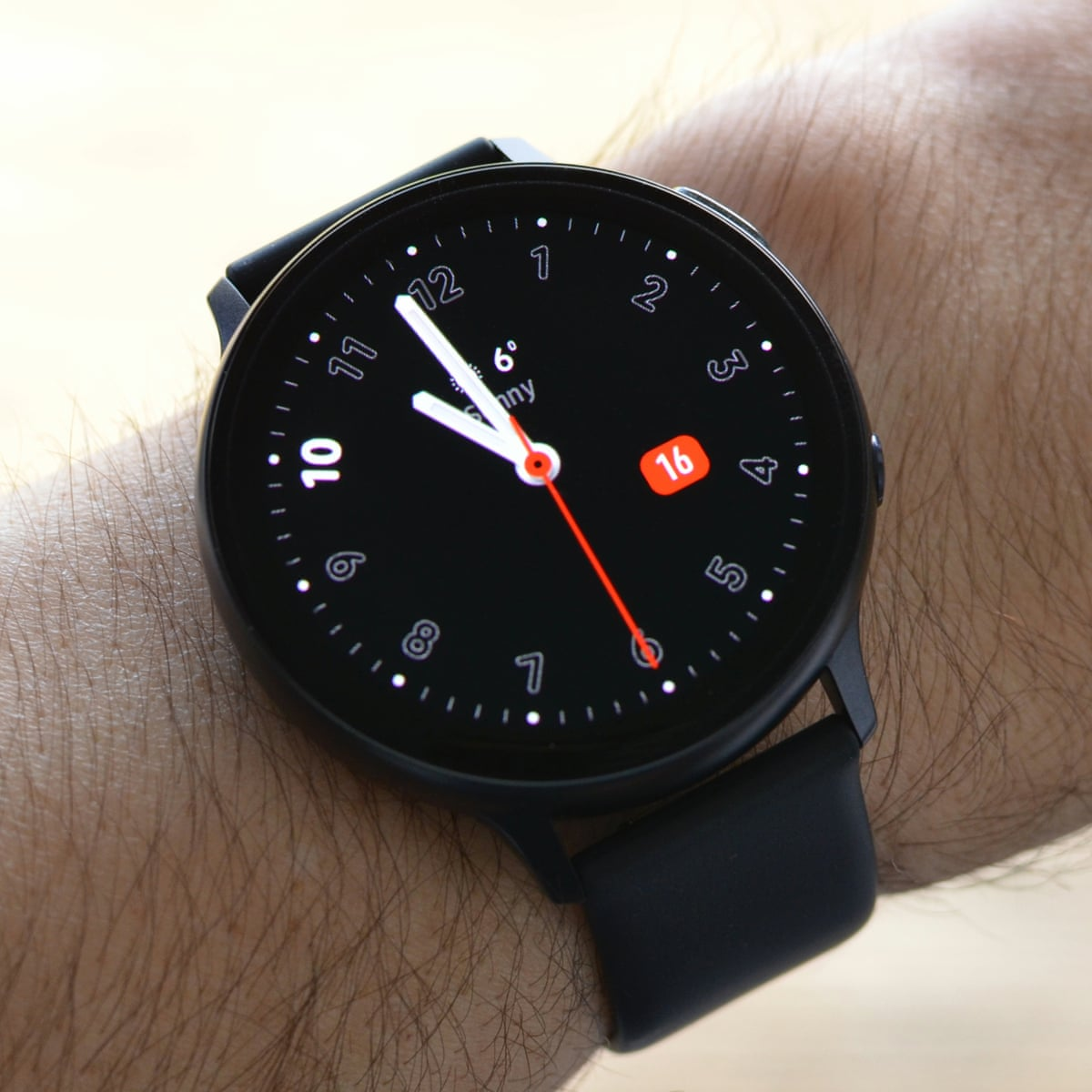 Samsung Galaxy Watch Active 2 Review The Best Smartwatch For Android Smartwatches The Guardian