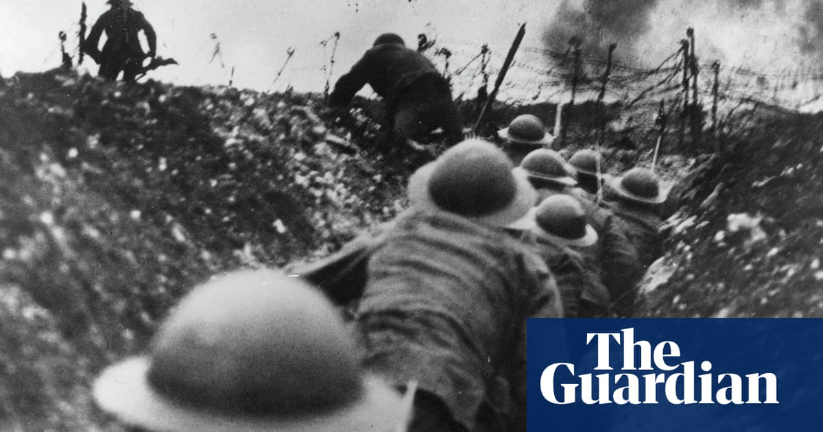 Battle of the Somme film – archive World news