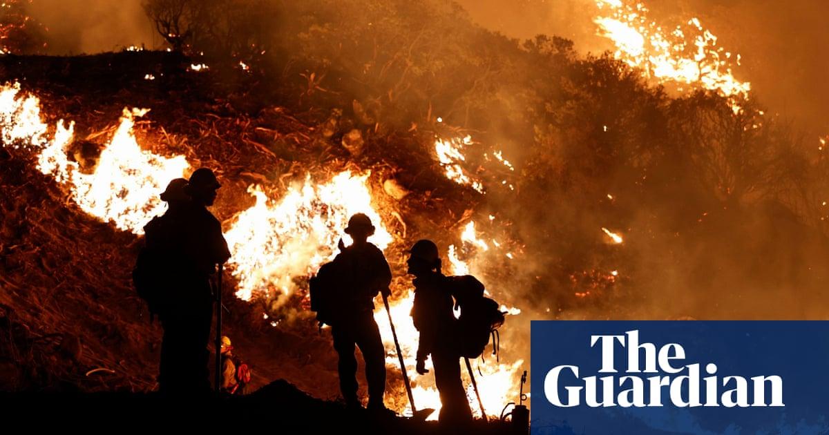 California's Caldor fire burns 100,000 acres as it rips through small towns