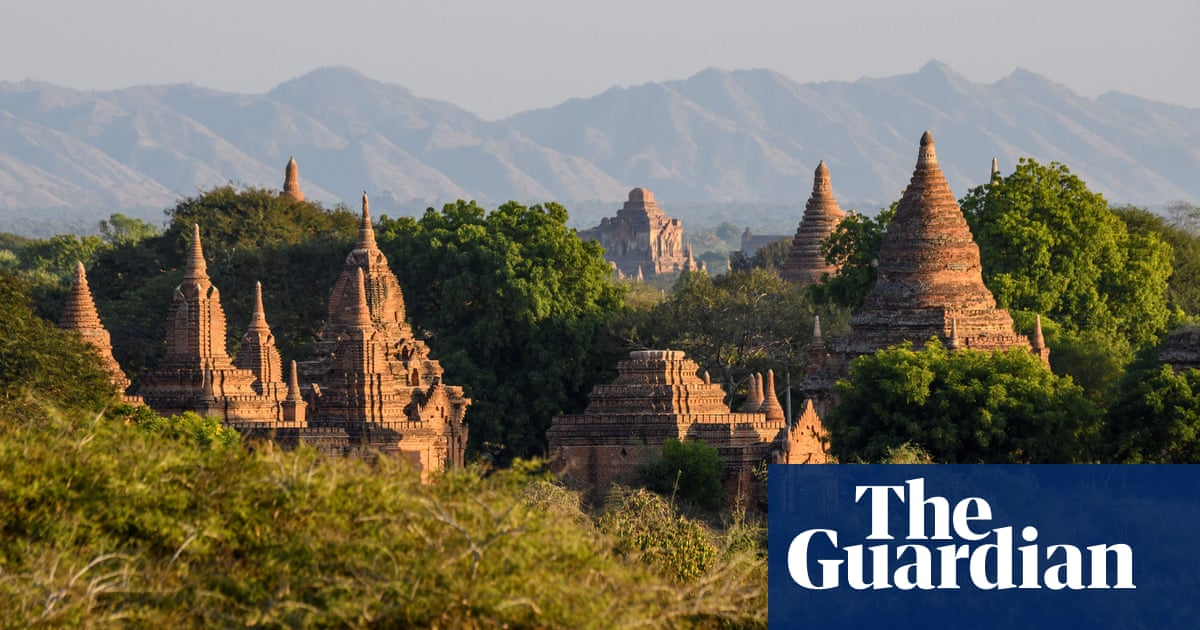 Burmese anger grows over pornographic video shot at Buddhist site