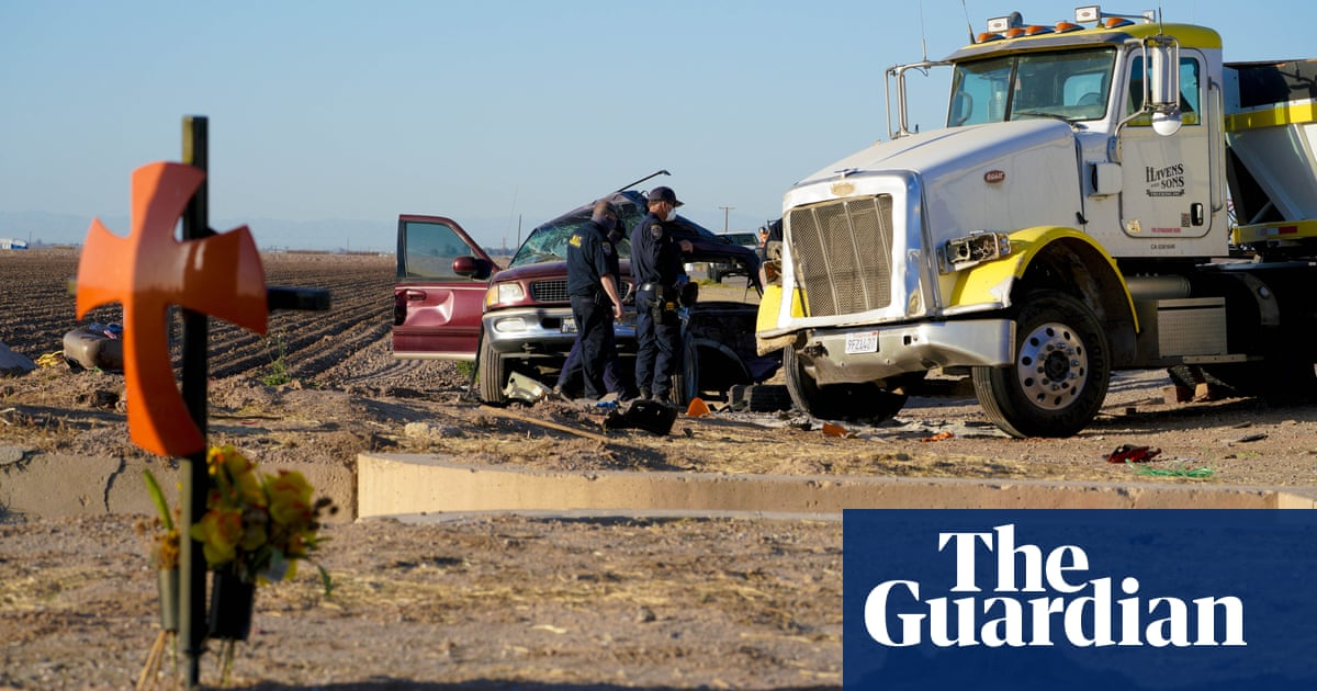 A Mexican mother tried to escape her abuser. She was one of 13 migrants to die on a California highway