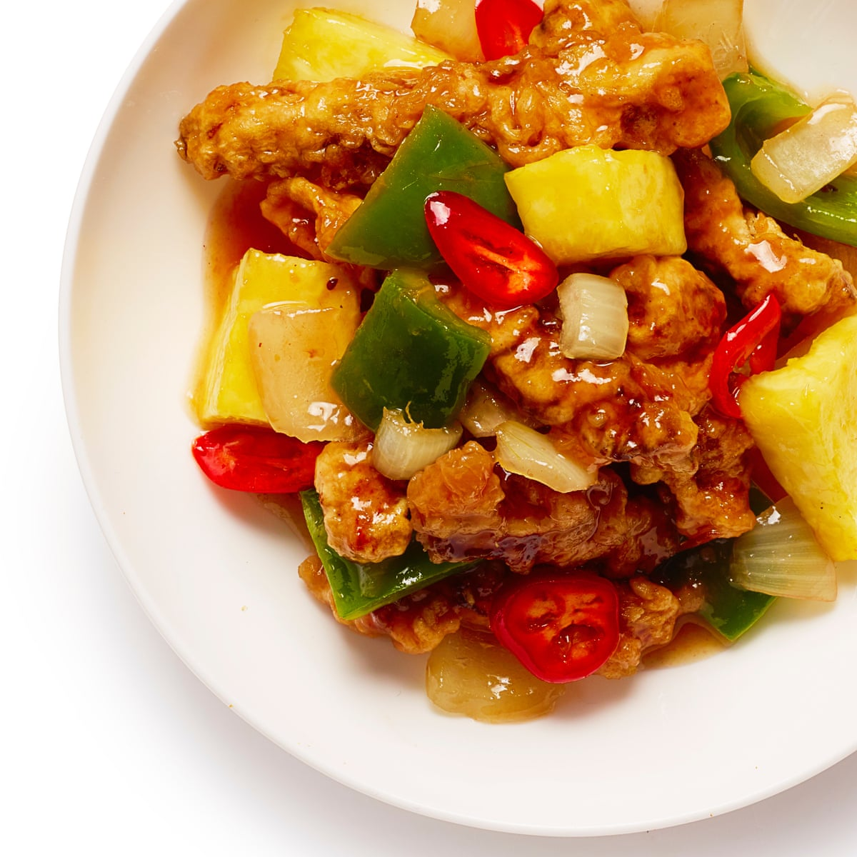 How to cook the perfect sweet and sour pork | Chinese food and drink