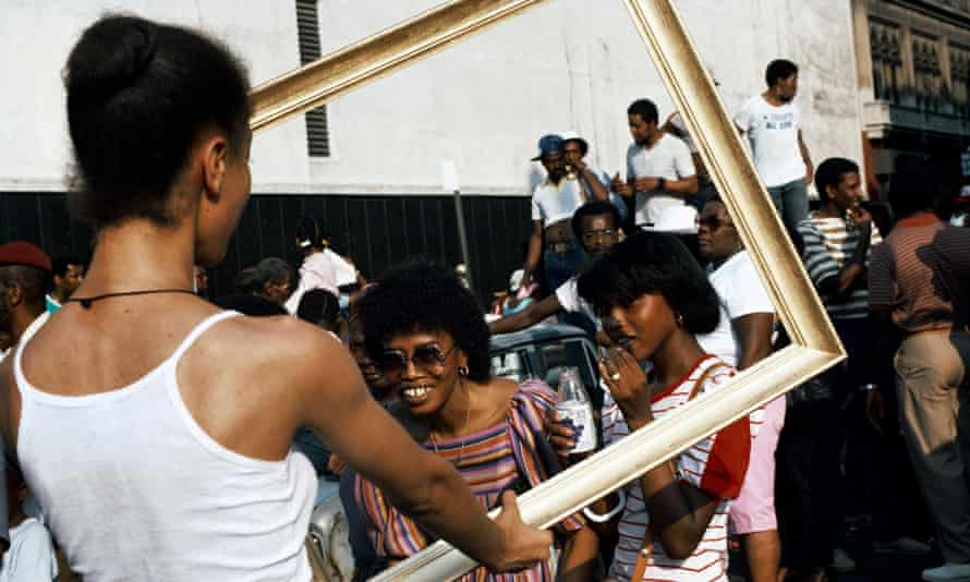 In the frame … the seven-mile march through Harlem that formed Lorraine O'Grady's Art Is…