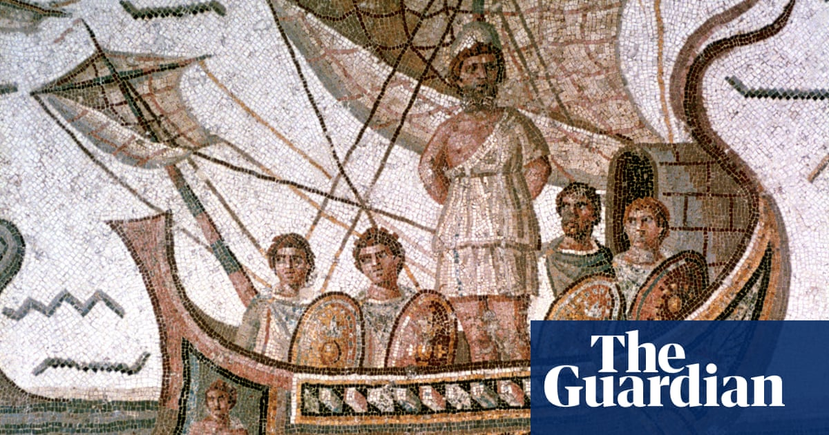 The Odyssey translated by Emily Wilson review – a new cultural