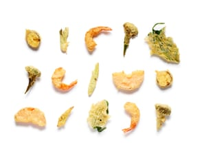 Eat hot and straight from the pan: Felicity Cloake's perfect tempura recipe.