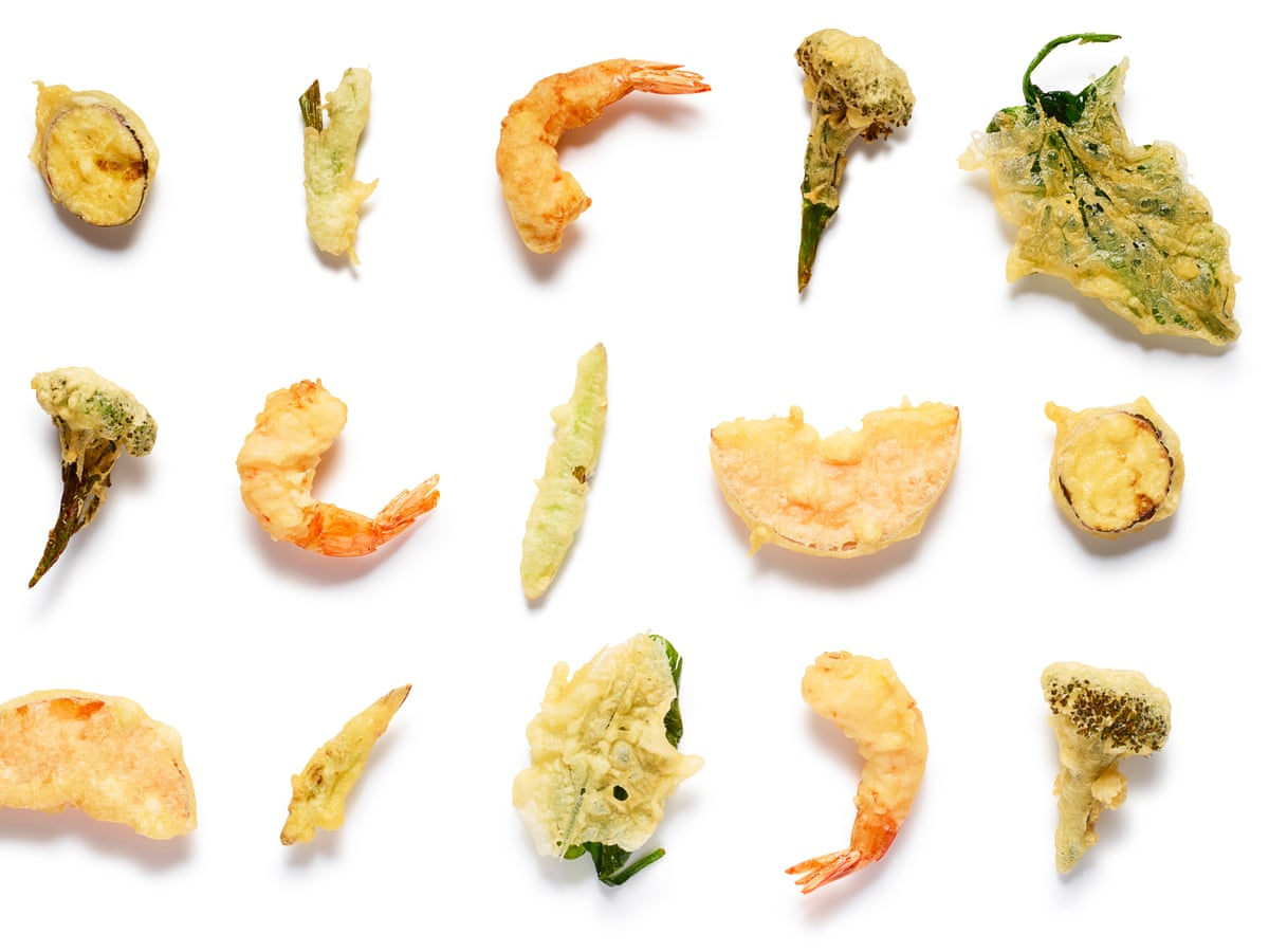 How To Cook The Perfect Tempura Food The Guardian