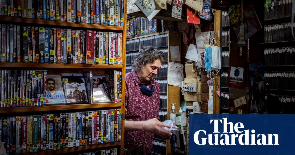 'You can't close': Melbourne's last video store determined to stay open in streaming era