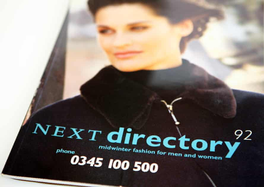 The cover of the 1992 Next Directory