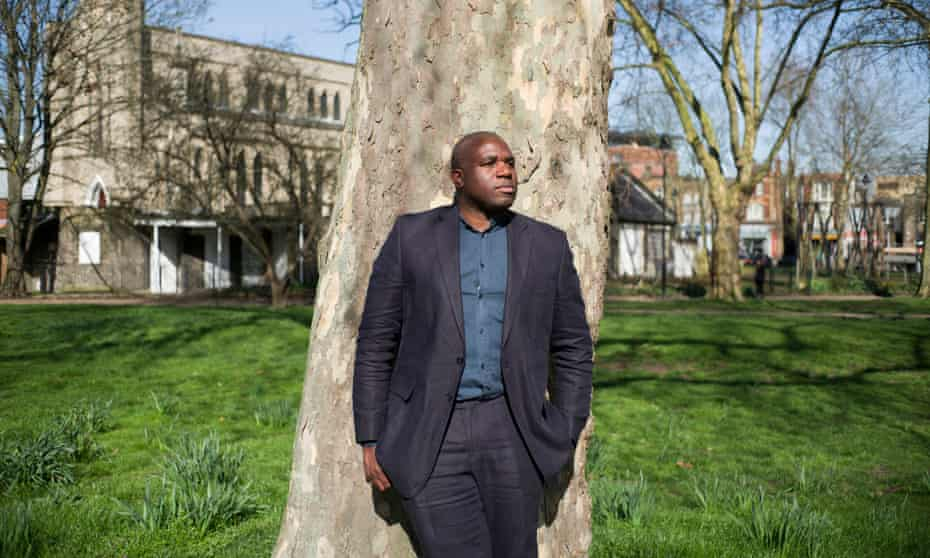 This book asks the right questions: David Lammy, MP for Tottenham.