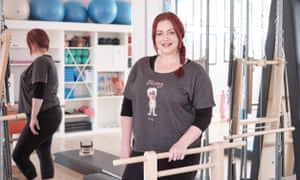 Michelle Smith of the Pilates Pod
