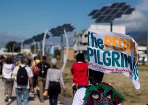 Yeb Saño on The People's Pilgrimage