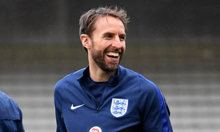 Gareth Southgate completed an unbeaten, four-match stint in interim charge of England and is effectively considered the only candidate to succeed Sam Allardyce.