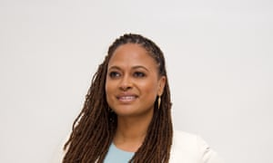 Whistle-blower: director Ava DuVernay, whose Neflix documentary 13th explores the prison industry.