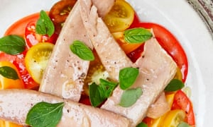 Tuna salad by Joe Wright.