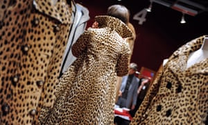 Fur coats, which will be banned from sale from 2023