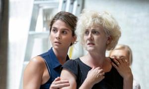 Emma Bell (right) in Vanessa.